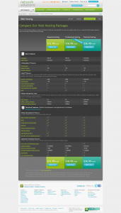 Web Hosting Package Comparison from Network Solutions - 2013-10-21_20.31.36